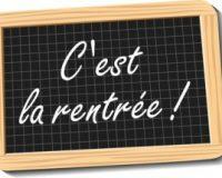 """Septiembre: el mes de la """"rentrée"""""""