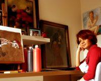 Retrato de Norma Gómez de Cortez