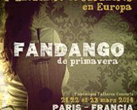 1er Encuentro de Jaraneros en Europa 2014