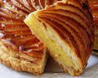 La tarta de reyes francesa