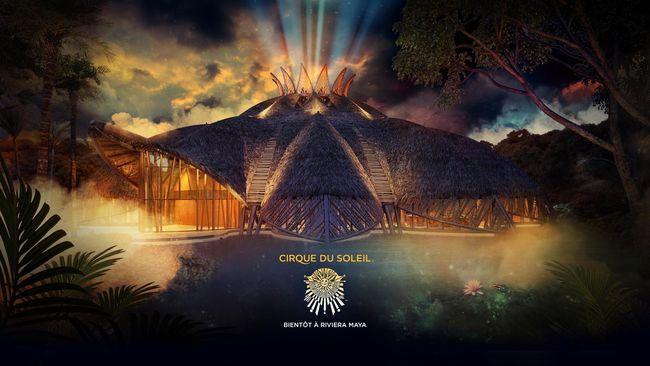 Le Cirque du Soleil bientôt au Mexique 2