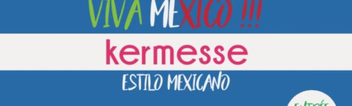 Kermesse ¡Viva México!